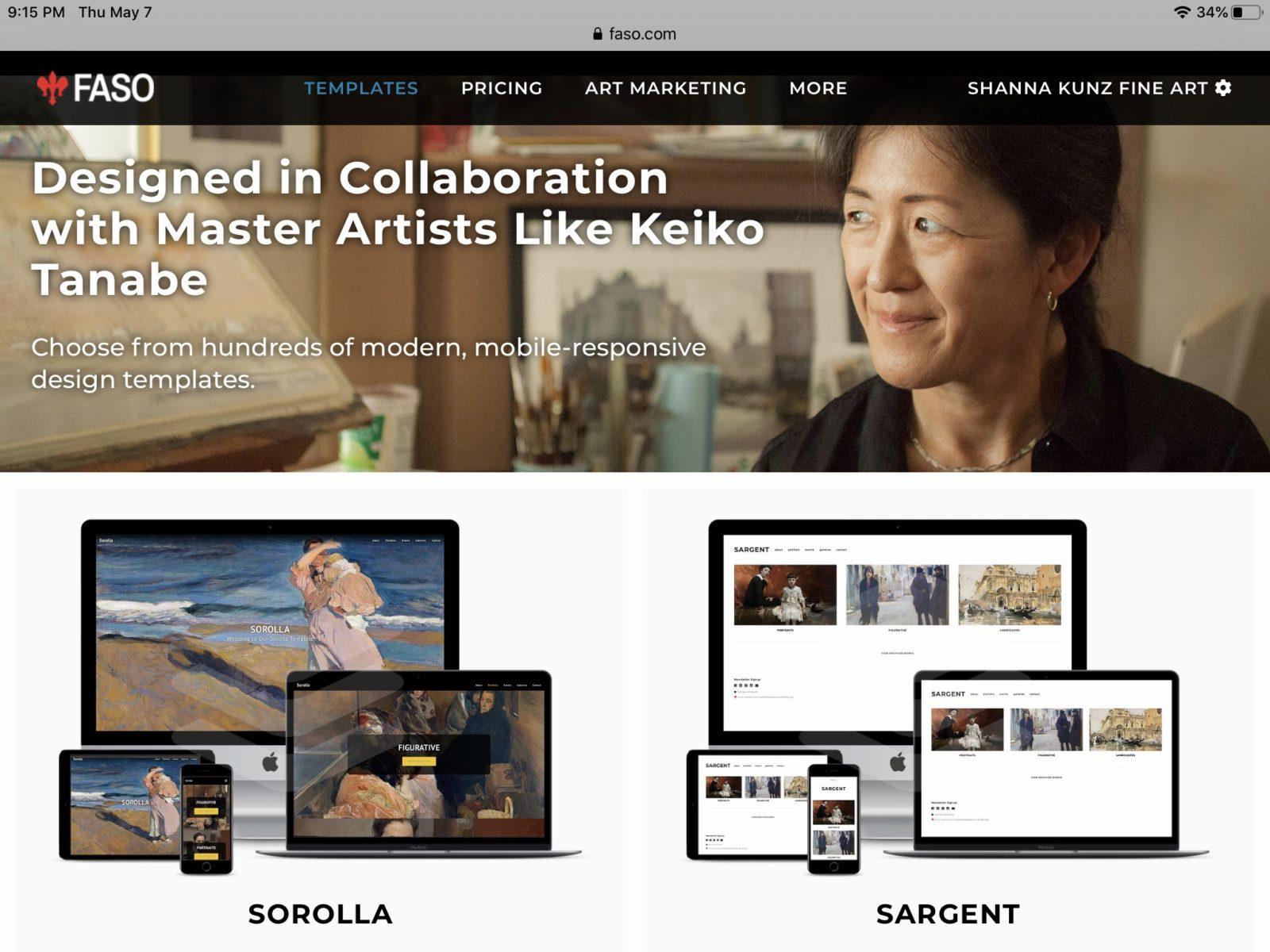 Faso Collaboration