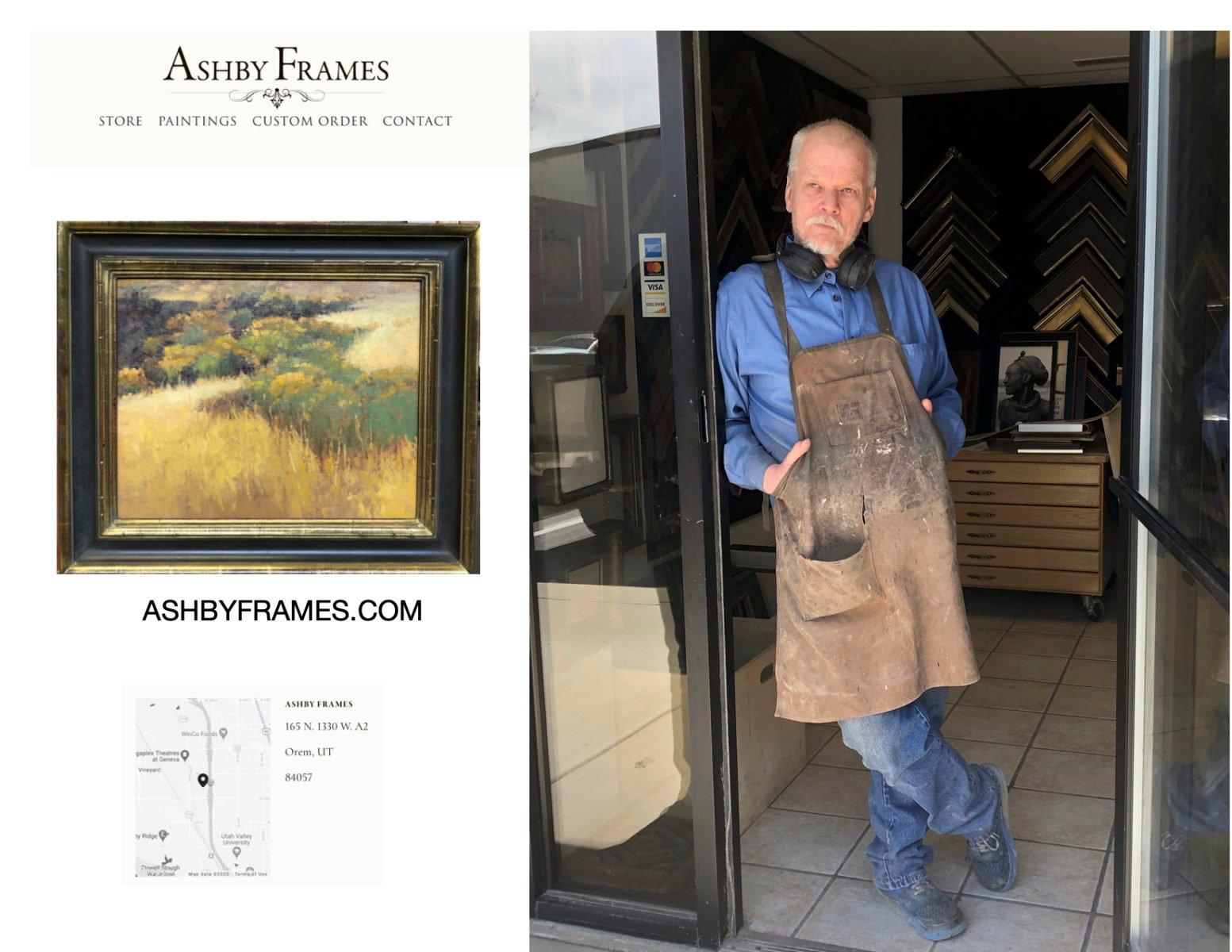 Ashby Frames Information